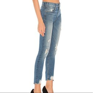 McGuire High Rise Jeans size 25